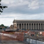 What's the mess at Centennial Park? Project underway to improve visitor experience – Tennessean