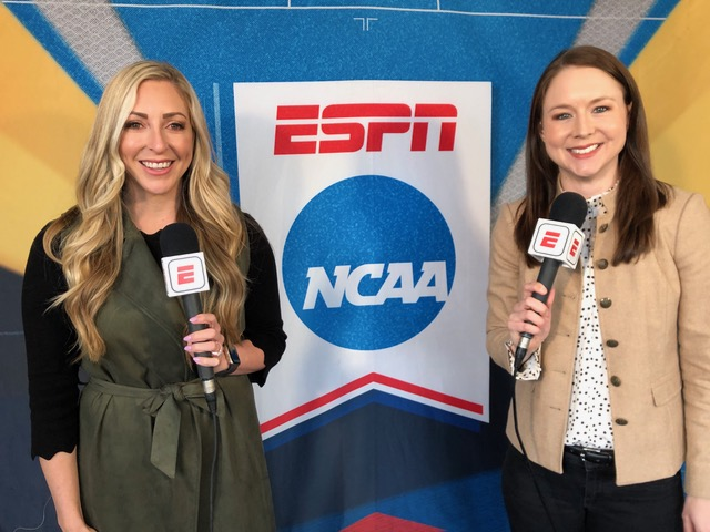 Courtney Lyle of ESPN, Tennessee