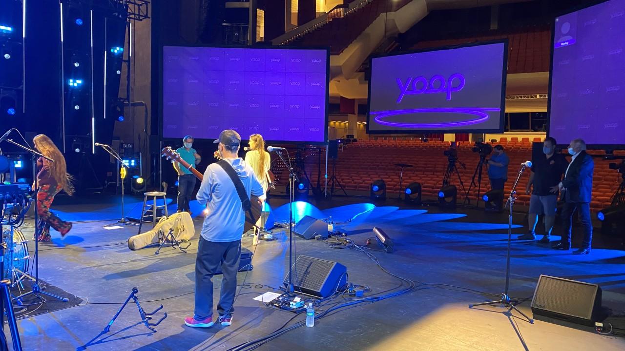 Yoop E-concerts